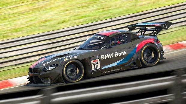 Digitale Langstreckenserie - Lauf 6 - 2020 - BMW