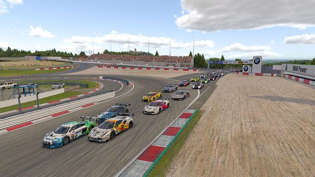 Digitale Nürburgring Langstrecken-Serie - Simracing