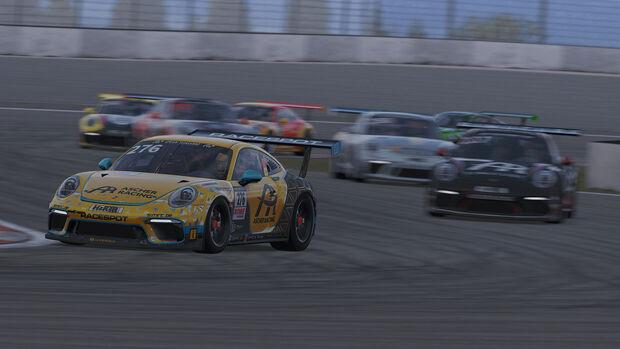 Digitale Nürburgring Langstrecken-Serie - Start - 2. Rennen - Cup 2