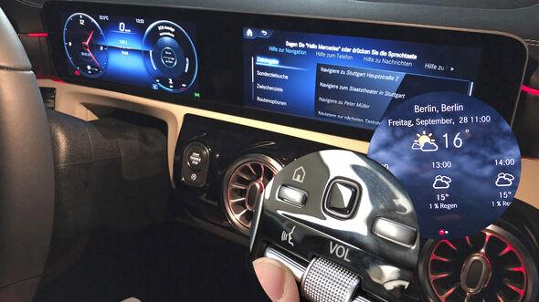Digitale Sprachassistenten, Mercedes M-BUX