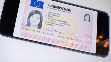 Digitaler Führerschein