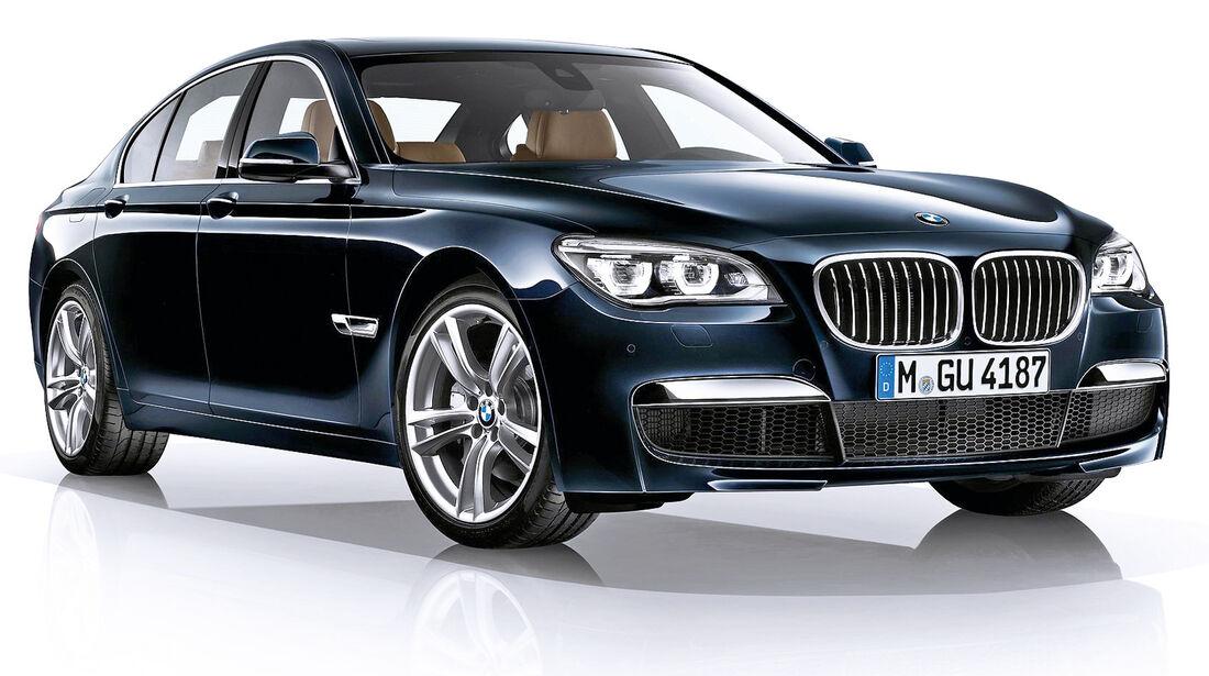 Diktierfunktion, BMW, Siebener