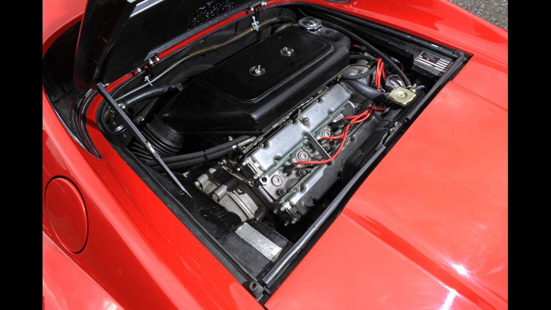 Dino 246 GT, Motor