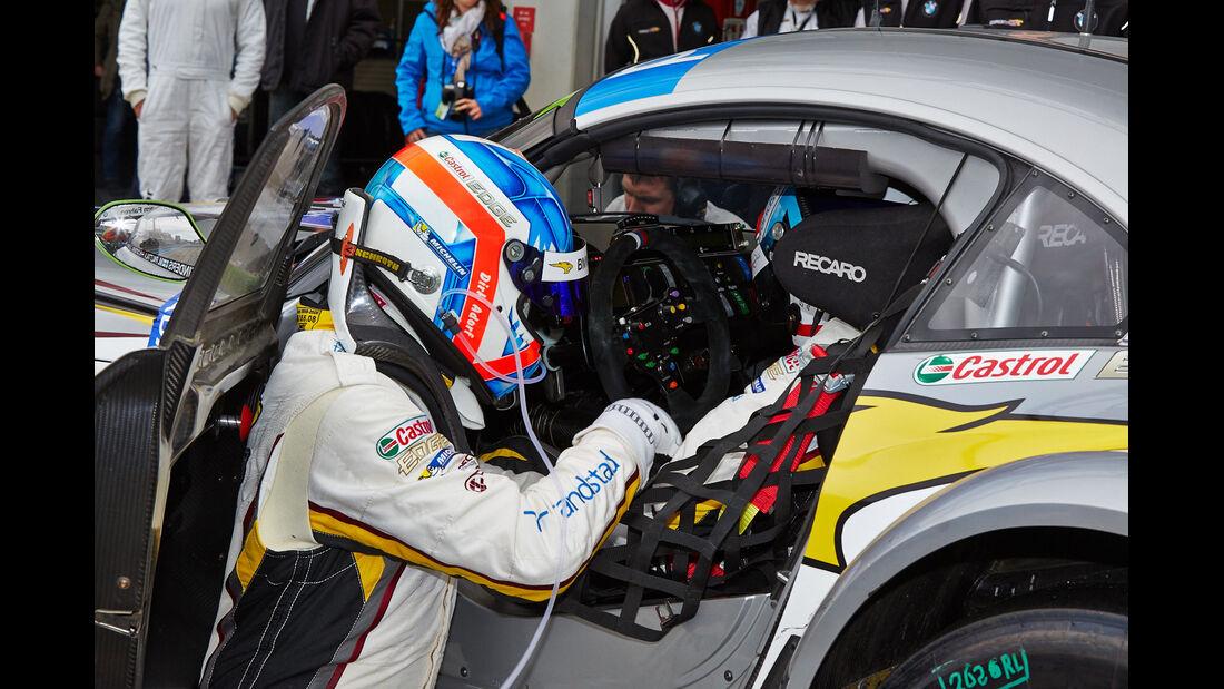 Dirk Adorf - 24h Qualirennen - Nürburgring Nordschleife - 06. April 2014