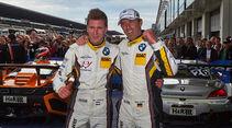 Dirk Adorf - Nicky Catsburg - VLN Nürburgring - 3. Lauf - 26. April 2014