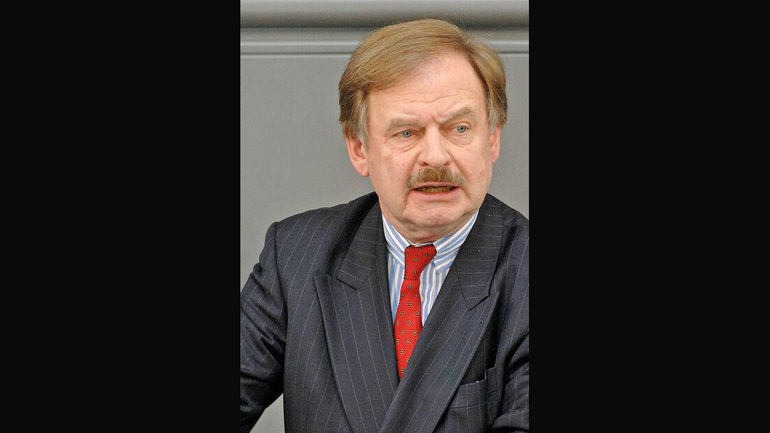 Dirk Fischer, CDU