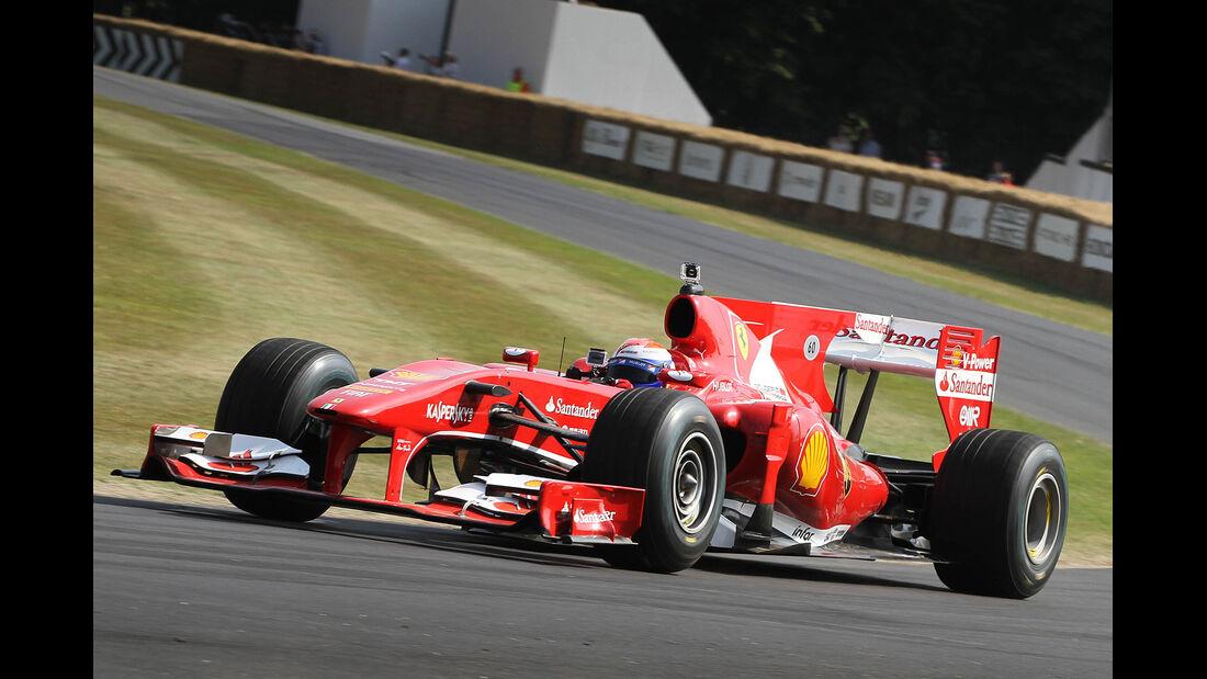 Dirk Johae-Blog - Turboloch von Ferrari