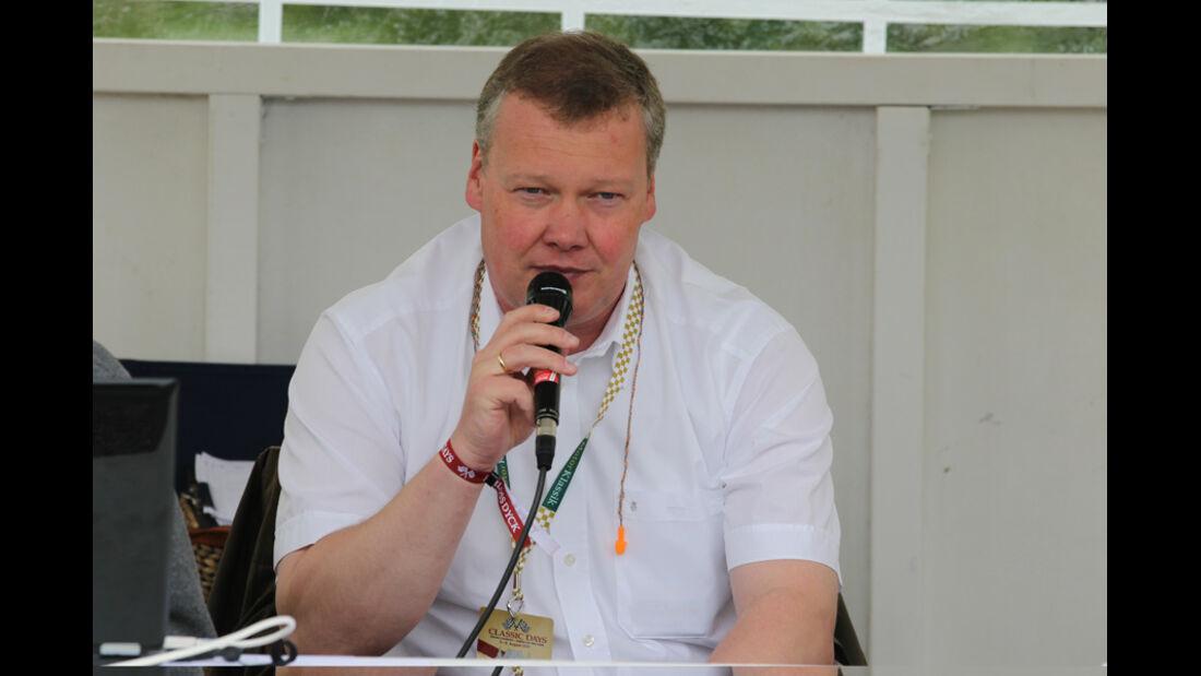 Dirk Johae, Portrait