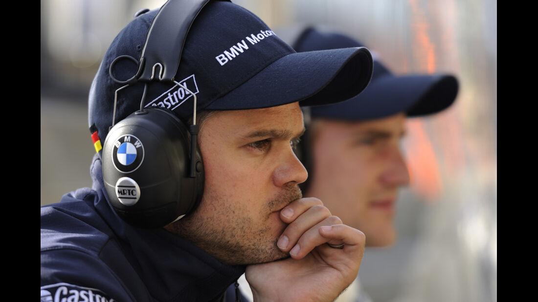 Dirk Müller, BMW-Werkspilot