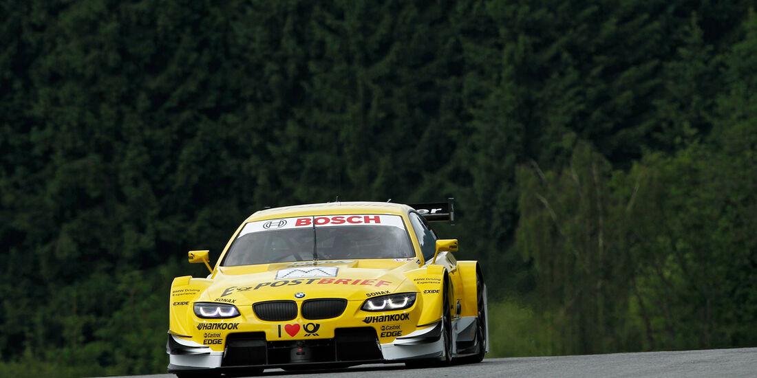 Dirk Werner BMW DTM Spielberg 2012
