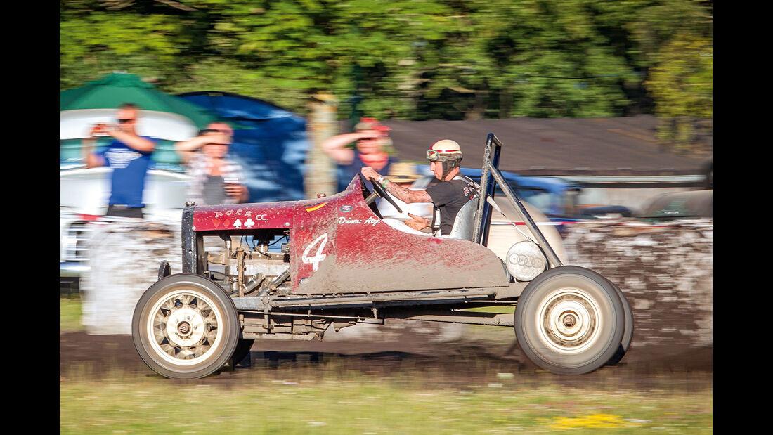 Dirt-Track-Szene, Ford A Speedster