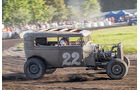 Dirt-Track-Szene, Ford Model A Sedan