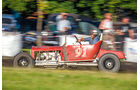 Dirt-Track-Szene, Ford Model T, Rennszene