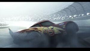 Disney, Pixar, Animationsfilm, Cars 3, Trailer
