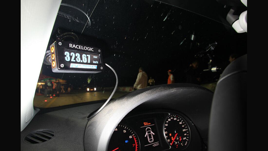 Display, 9ff Porsche 911 GT3, MKB Mercedes SLR McLaren, G-Power BMW M3, MTM Audi A1, Mathilda VW Scirocco R, Speedart Porsche Cayenne Turbo