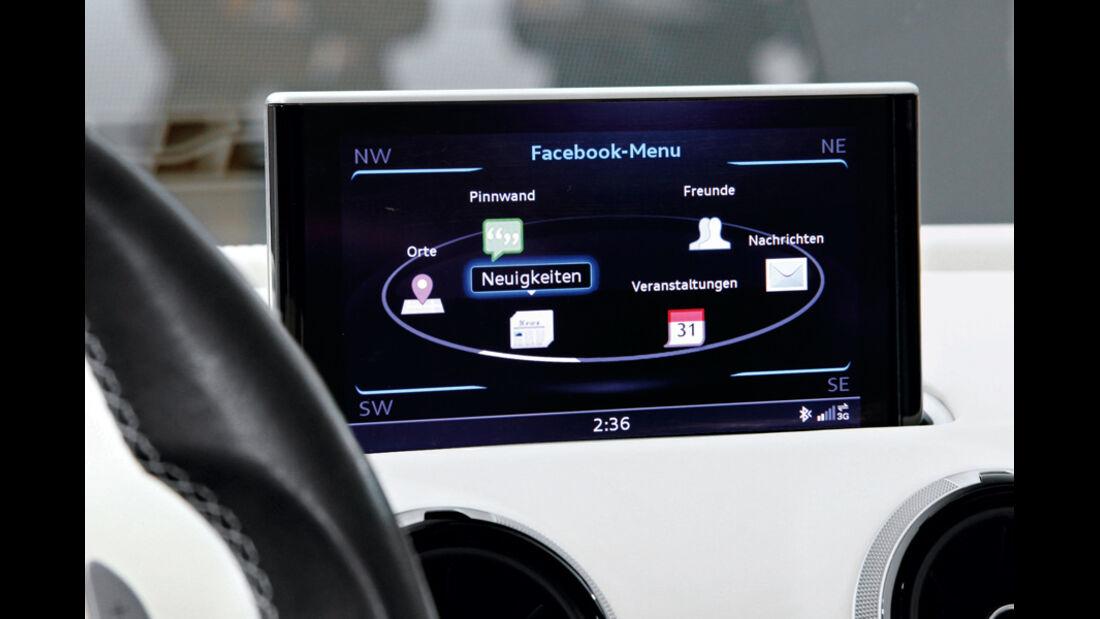 Display Audi A3