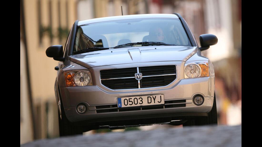 Dodge Caliber 1.8, Heckansicht