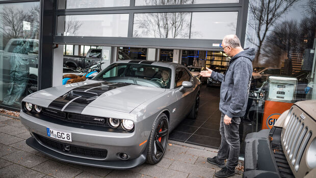 Dodge Challanger 392 SRT - Muscle Car