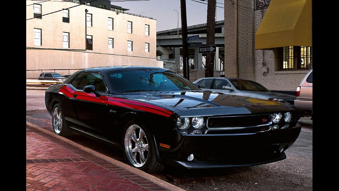 Dodge Challenger 2011
