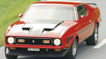Dodge Challenger, Ford Mustang, Pontiac Trans Am