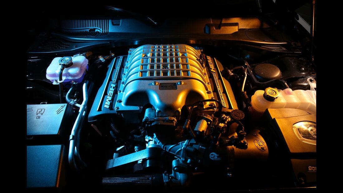 Dodge Challenger Hellcat, Motor