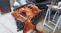 Dodge Challenger, Motor, Motorblock