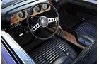 Dodge Challenger R/T 383, Baujahr 1970, Cockpit