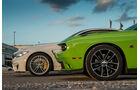 Dodge Challenger R/T, BMW M4 Coupé, Rad, Felge