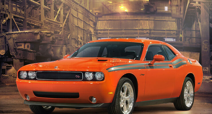 Dodge Challenger: Muscle Car mit Nostalgie - AUTO MOTOR ...