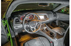 Dodge Challenger R/T, Cockpit