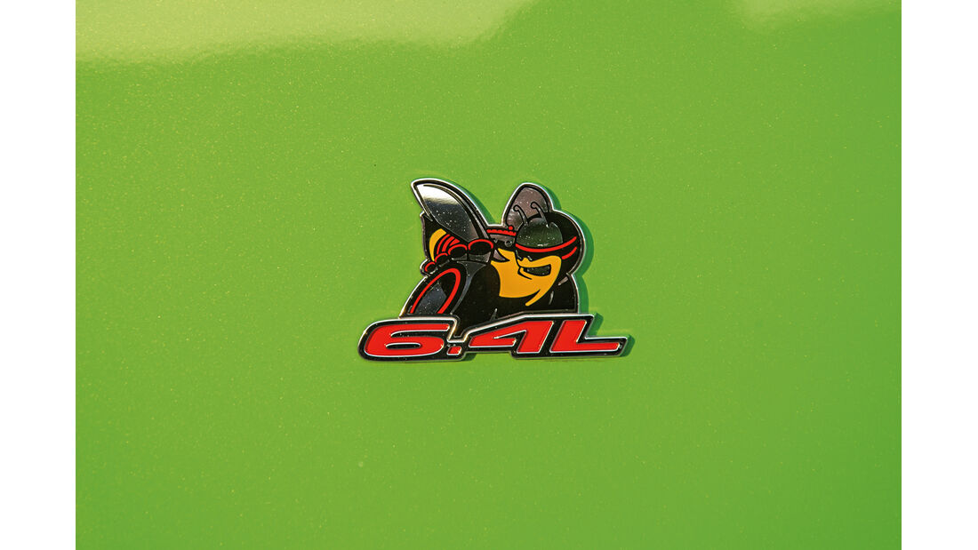 Dodge Challenger R/T, Emblem