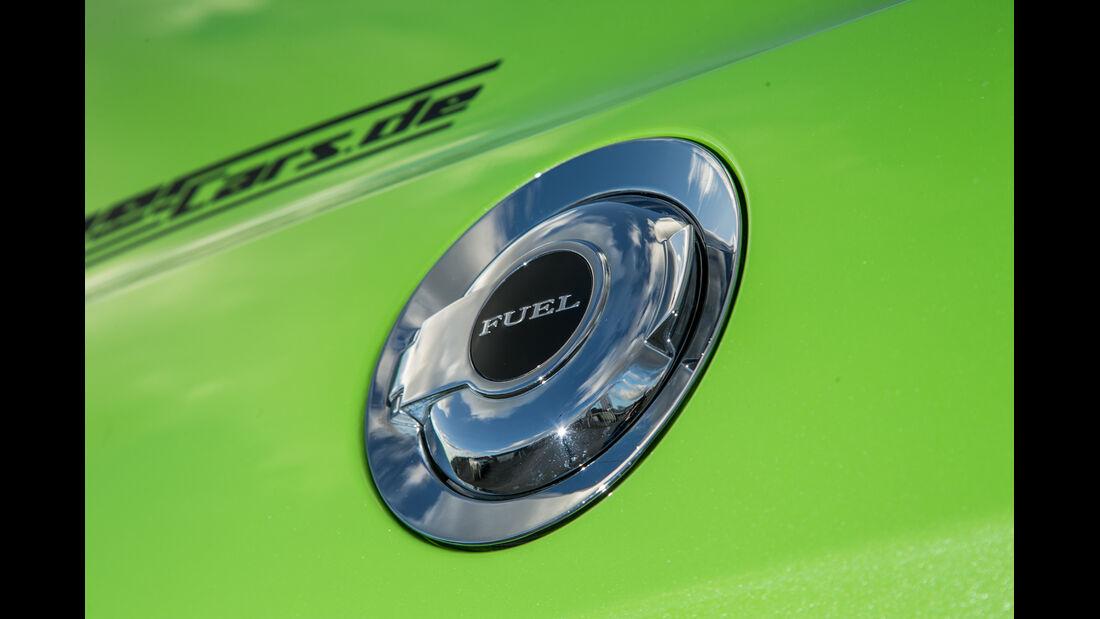 Dodge Challenger R/T, Tankdeckel