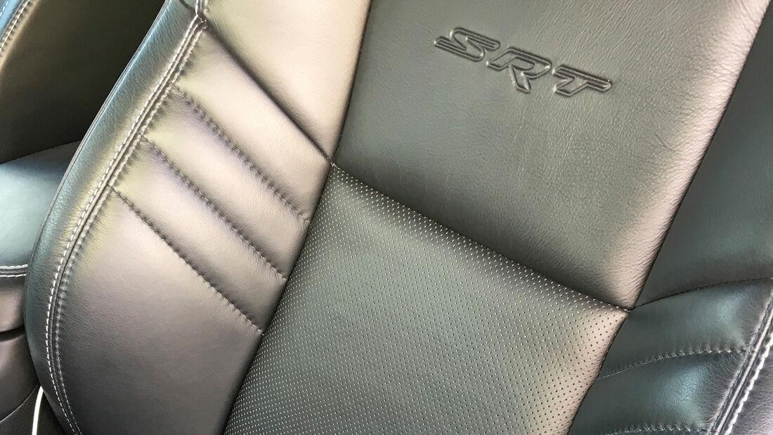 Dodge Challenger SRT 392, Dauertest