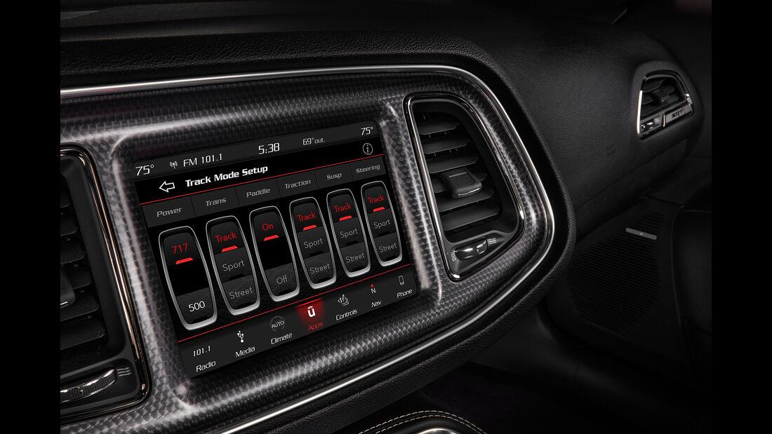 Dodge Challenger SRT Hellcat Redeye Widebody, 2019