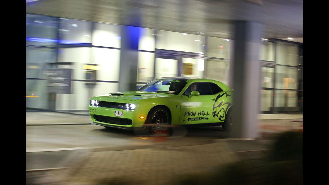 Dodge Challenger SRT Hellcat, US-Car
