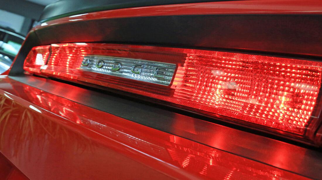 Dodge Challenger SRT8, Heckleuchte