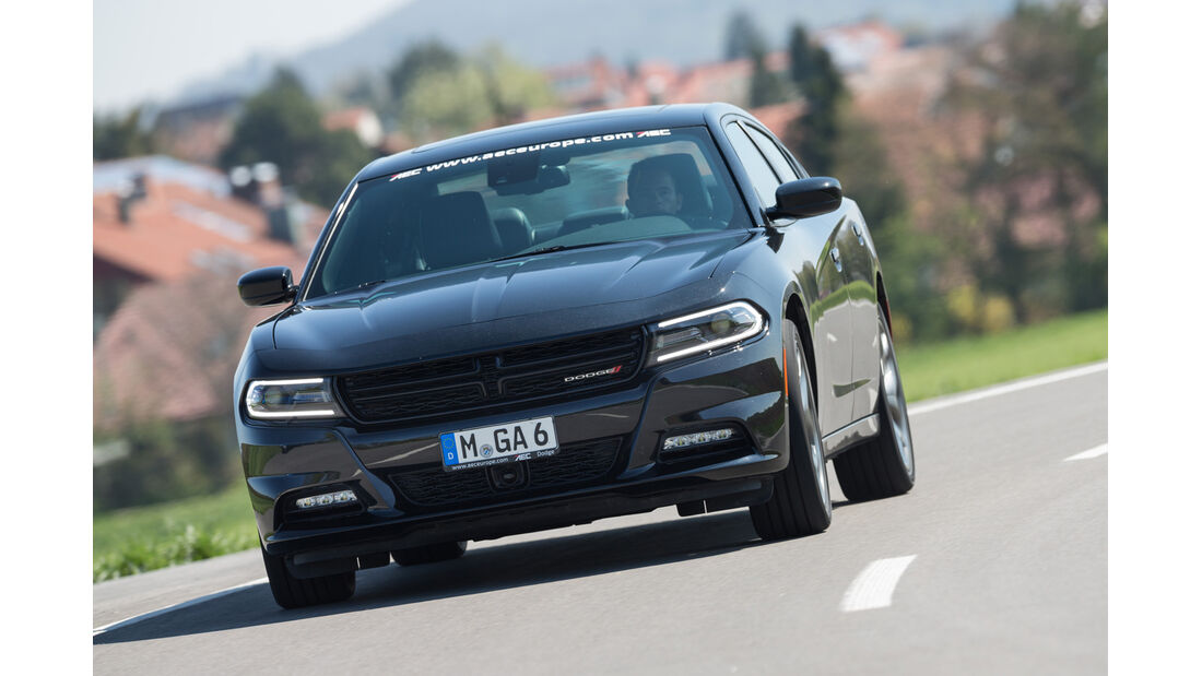 Dodge Charger, Frontansicht