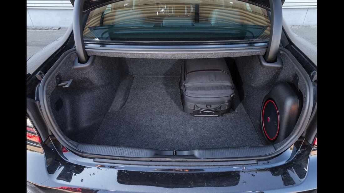 Dodge Charger, Kofferraum