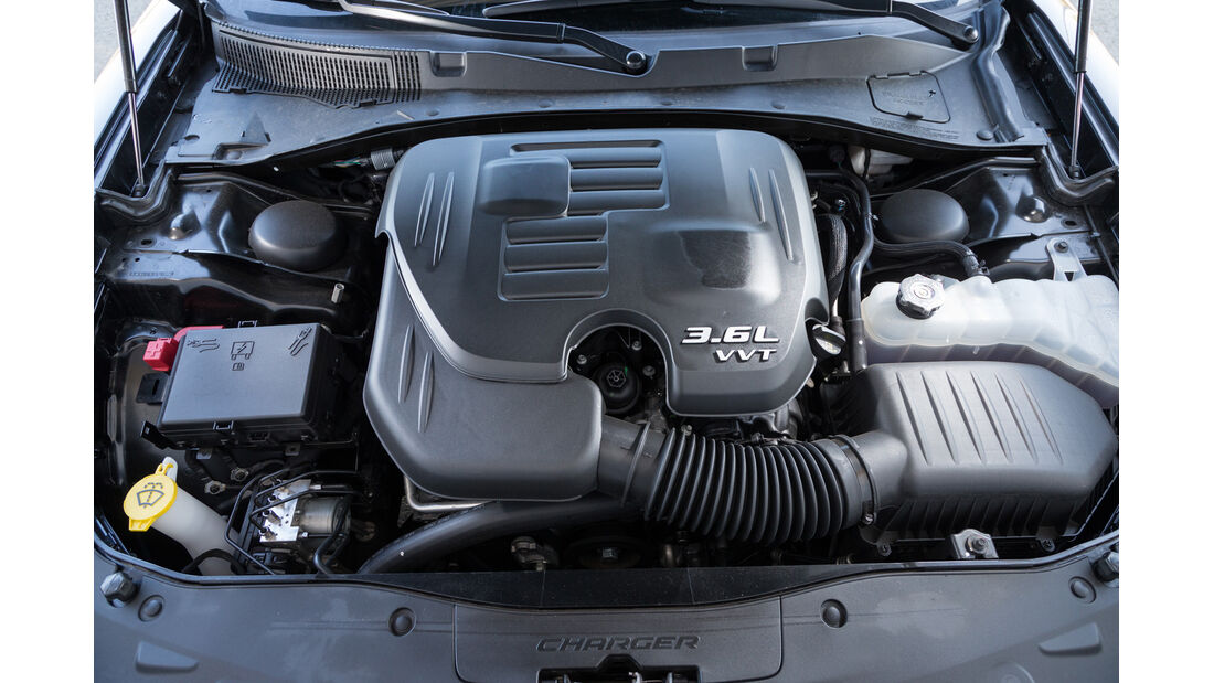 Dodge Charger, Motor