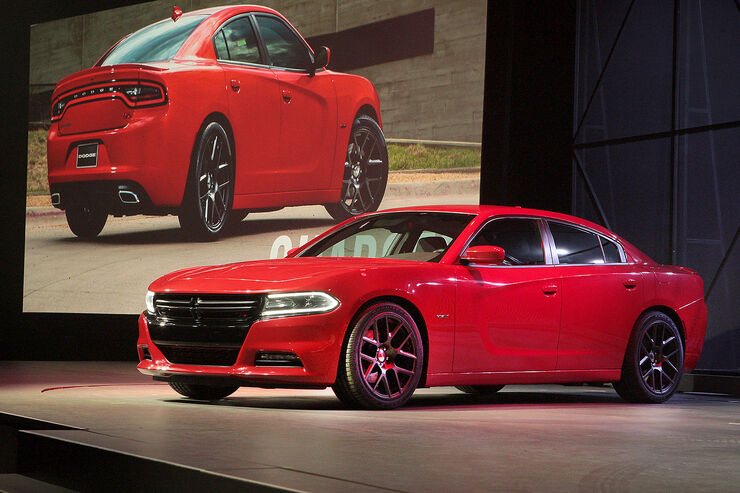 Dodge Charger New York Auto Show