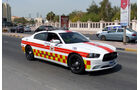 Dodge Charger Police Car - Carspotting Bahrain 2014