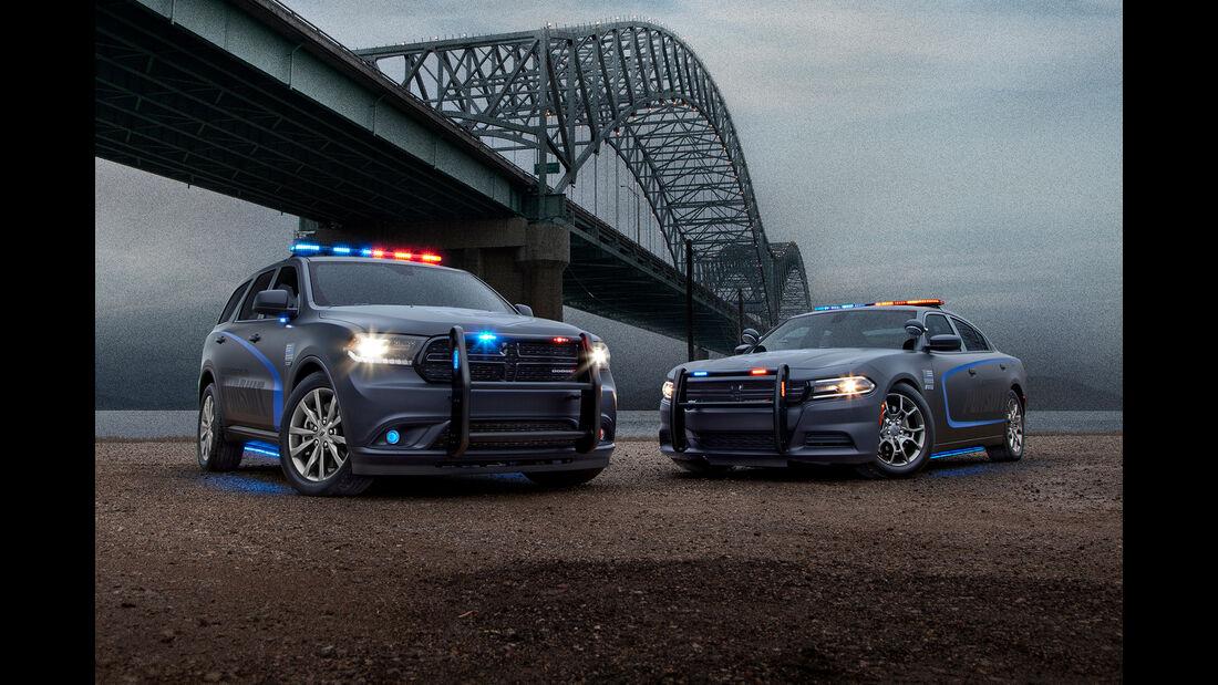 Dodge Charger Pursuit & Dodge Durango Pursuit (2019)