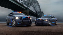 Dodge Charger Pursuit & Dodge Durango Pursuit (2019)