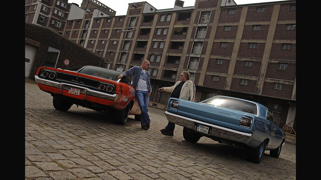 Dodge Charger R/T und Plymouth Road Runner