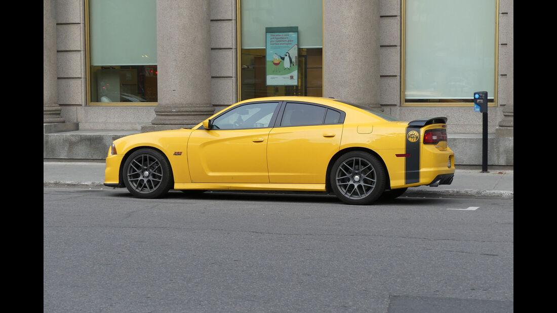 Dodge Charger SRT - Carspotting - GP Kanada 2016 - Montreal