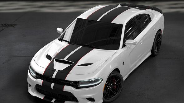 Dodge Charger SRT Hellcat Octane Edition