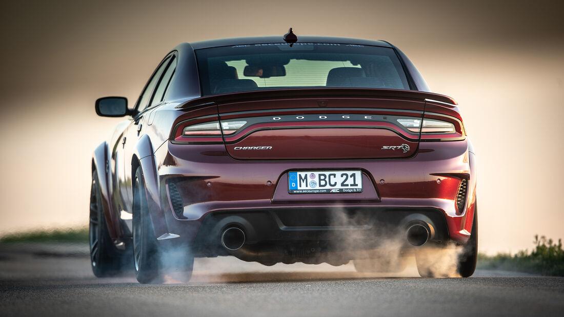 Dodge Charger SRT Hellcat Widebody, Exterieur