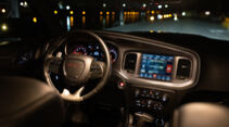 Dodge Charger SRT Hellcat Widebody, Interieur