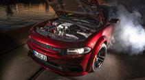 Dodge Charger SRT Hellcat Widebody, Motor