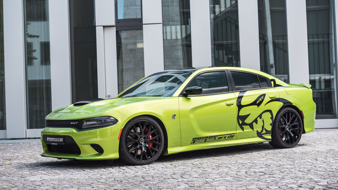 Dodge Charger SRT Hellcat by Geiger Cars